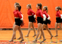Woodbury Central Dance Team 11/19/18
