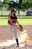 Softball Sports Action